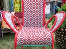 Exemple de Chaises Tissées