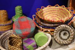 Vanneries - Produits Africains chez Loubess Marseille