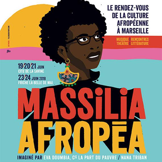 Festival Massilia AFROPÉA